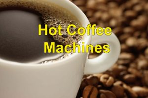 Coffee Vending Machines and Service