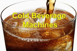 Cold Beverage Vending Machines